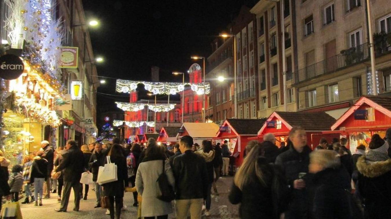 Marche De Noel A Amiens On connaît les dates du prochain Marché de Noël d'Amiens