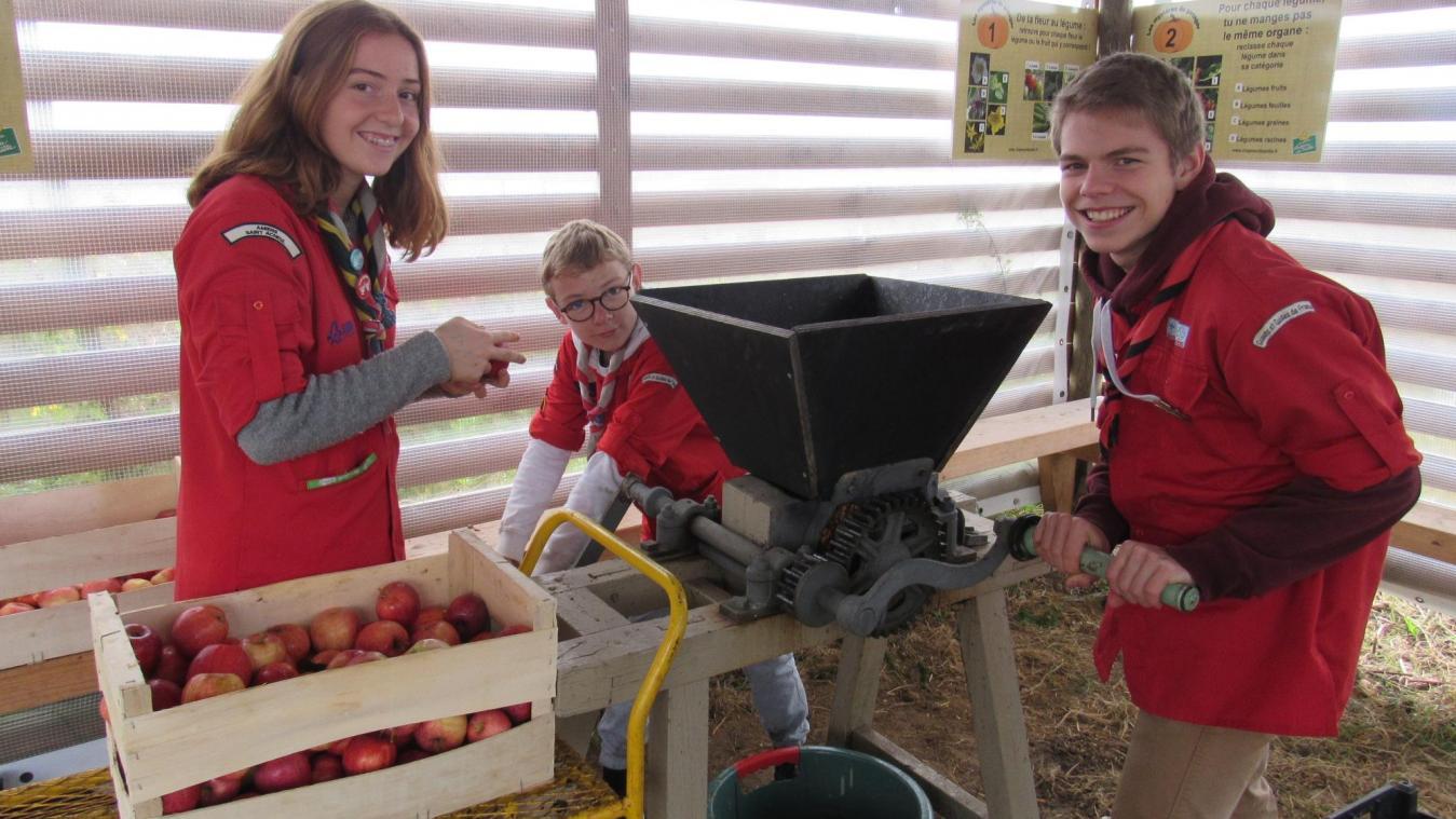 précédent Mangez des pommes encore ce dimanche 6 octobre à Saint-Gratien! - Courrier picard