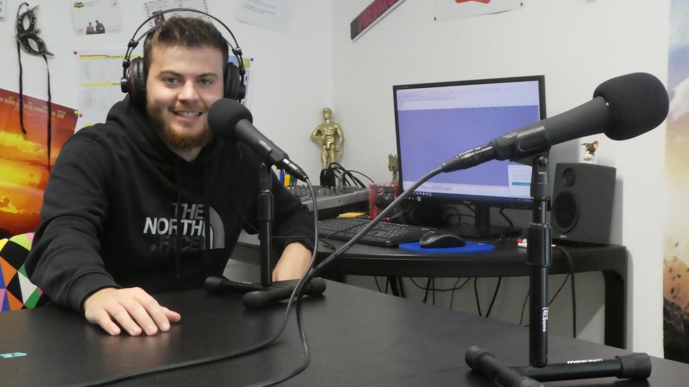 MEDIA : Après la vidéo, les animateurs jeunesse de Montdidier veulent lancer leur webradio - Courrier picard