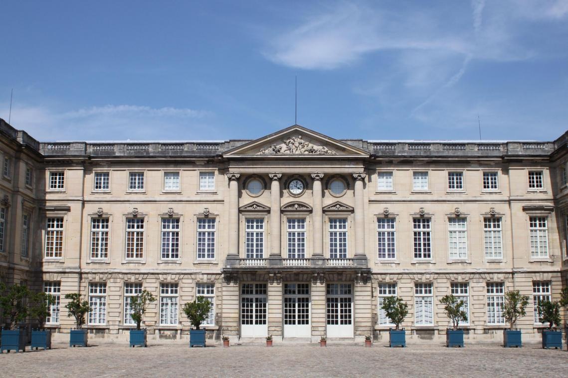 Le château de Compiègne est gratuit... sur ordonnance