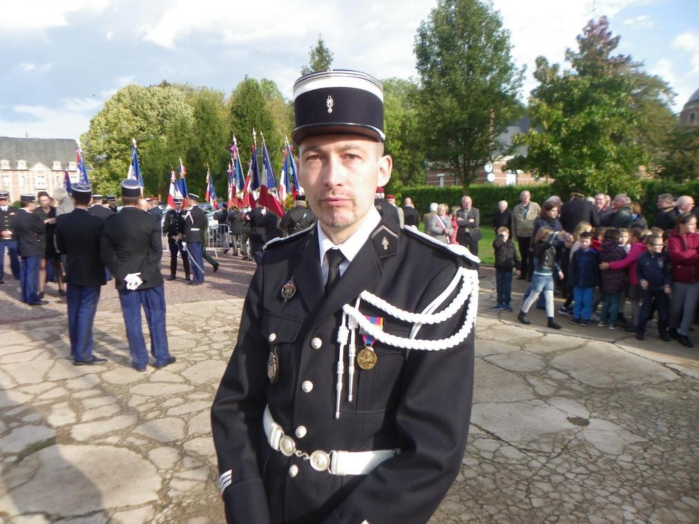 précédent Un nouveau chef pour les gendarmes de la compagnie de Montdidier - Courrier picard