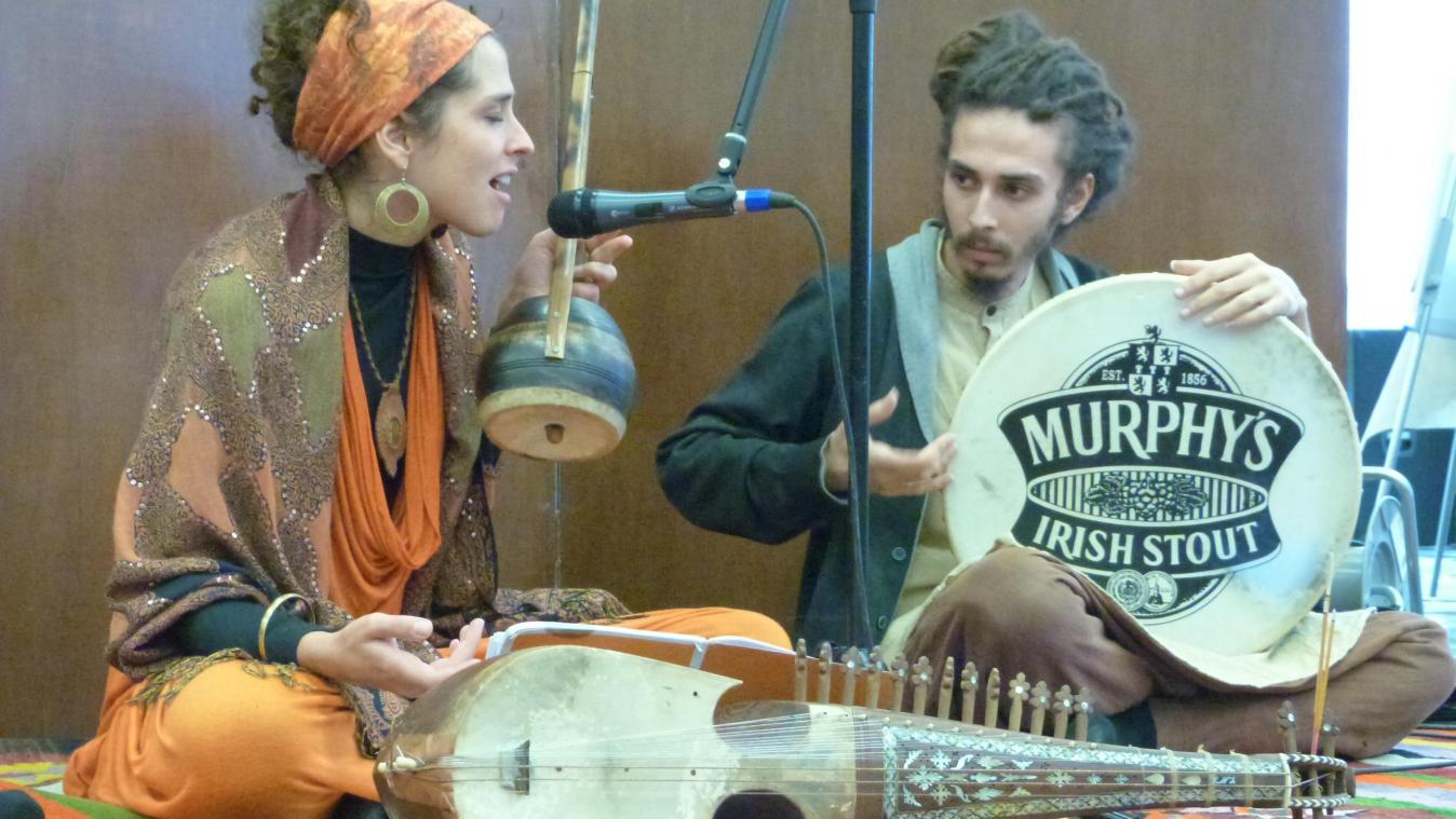 ANIMATION : [VIDEO] De Montdidier à l'Inde, grâce à la musique - Courrier picard
