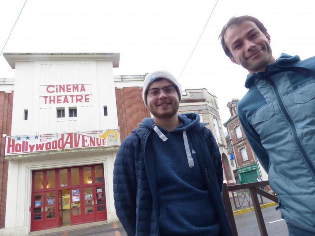 équipements : Le cinéma de Montdidier est momentanément fermé - Courrier picard