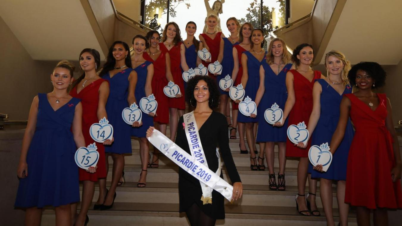 Qui sera élue Miss Picardie 2019?