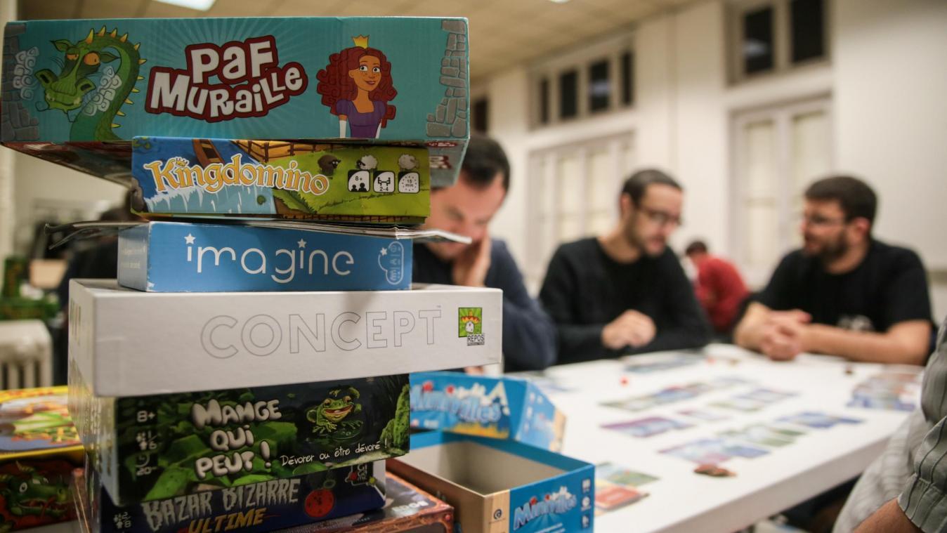 loisirs : Une journée de jeux à Montdidier pour inciter au partage au sein de la famille - Courrier picard