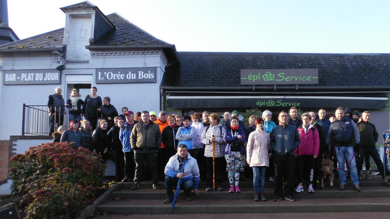 Les habitants de Guerville se mobilisent pour soutenir le seul commerce du village - Courrier picard