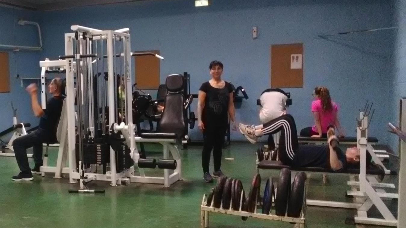 À Noyon, les femmes adorent sortir les muscles - Courrier picard