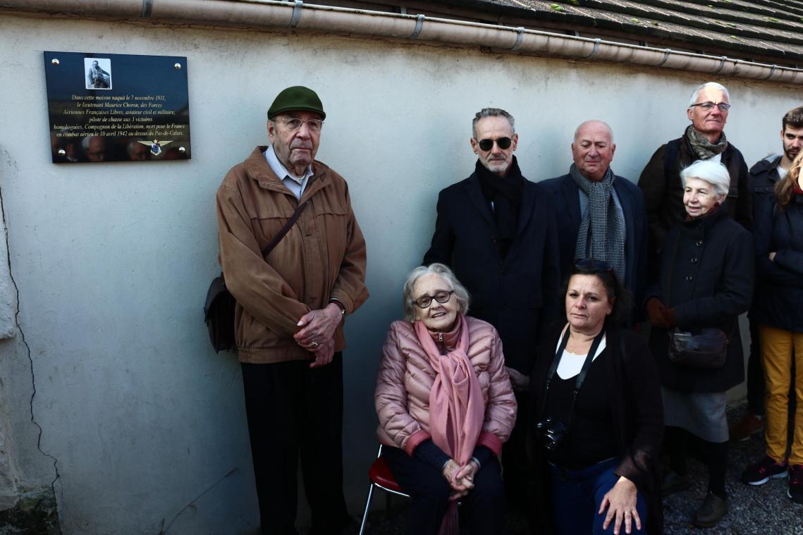 précédent Bethisy-Saint-Pierre rend hommage à Maurice Choron - Courrier Picard