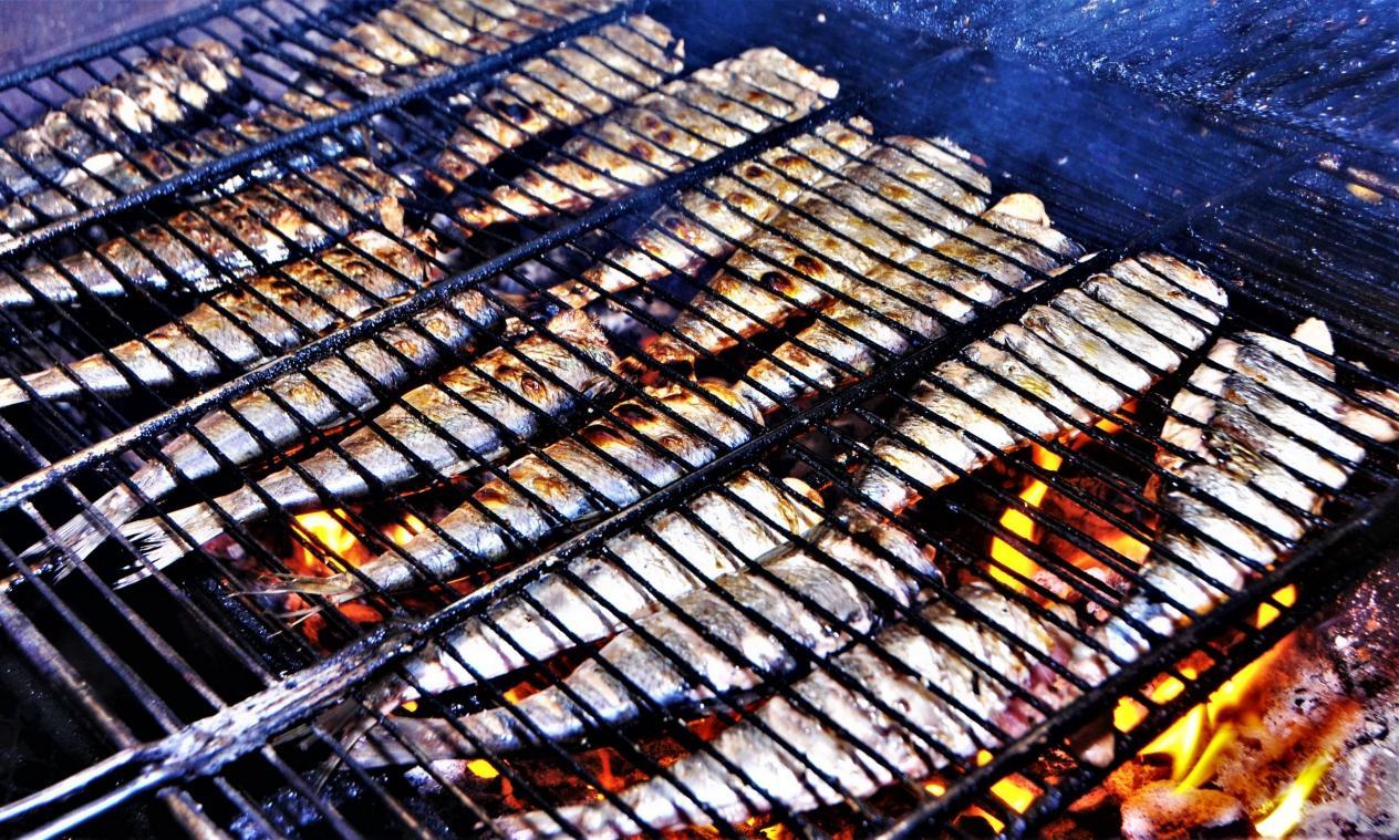 On a frôlé la tonne de harengs à la harengade du Tréport festif