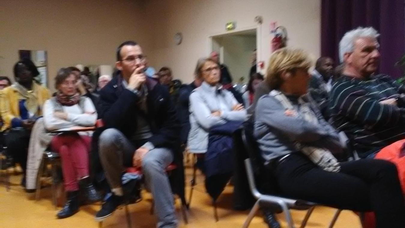 Noyon : « On devrait prendre exemple sur Chauny » - Courrier picard