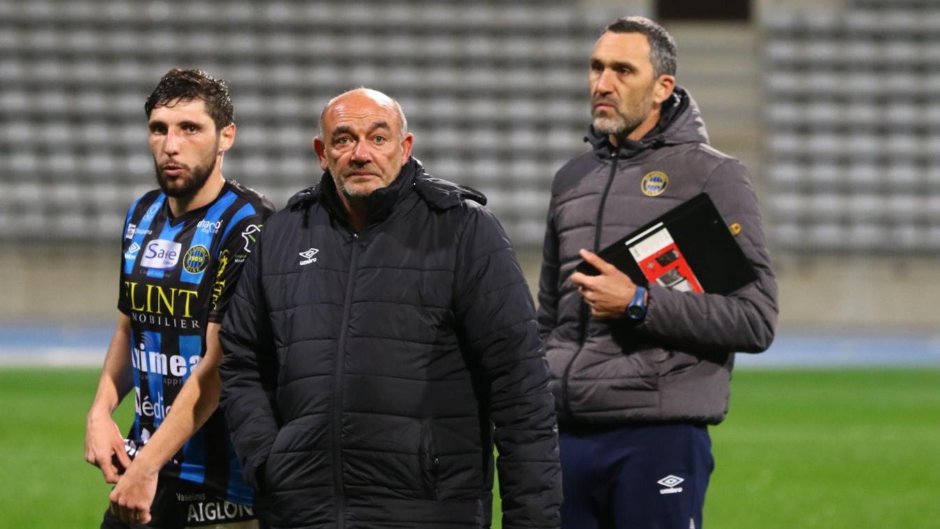 Bruno Luzi (FC Chambly) soutenu par ses pairs de l'Oise - Courrier picard