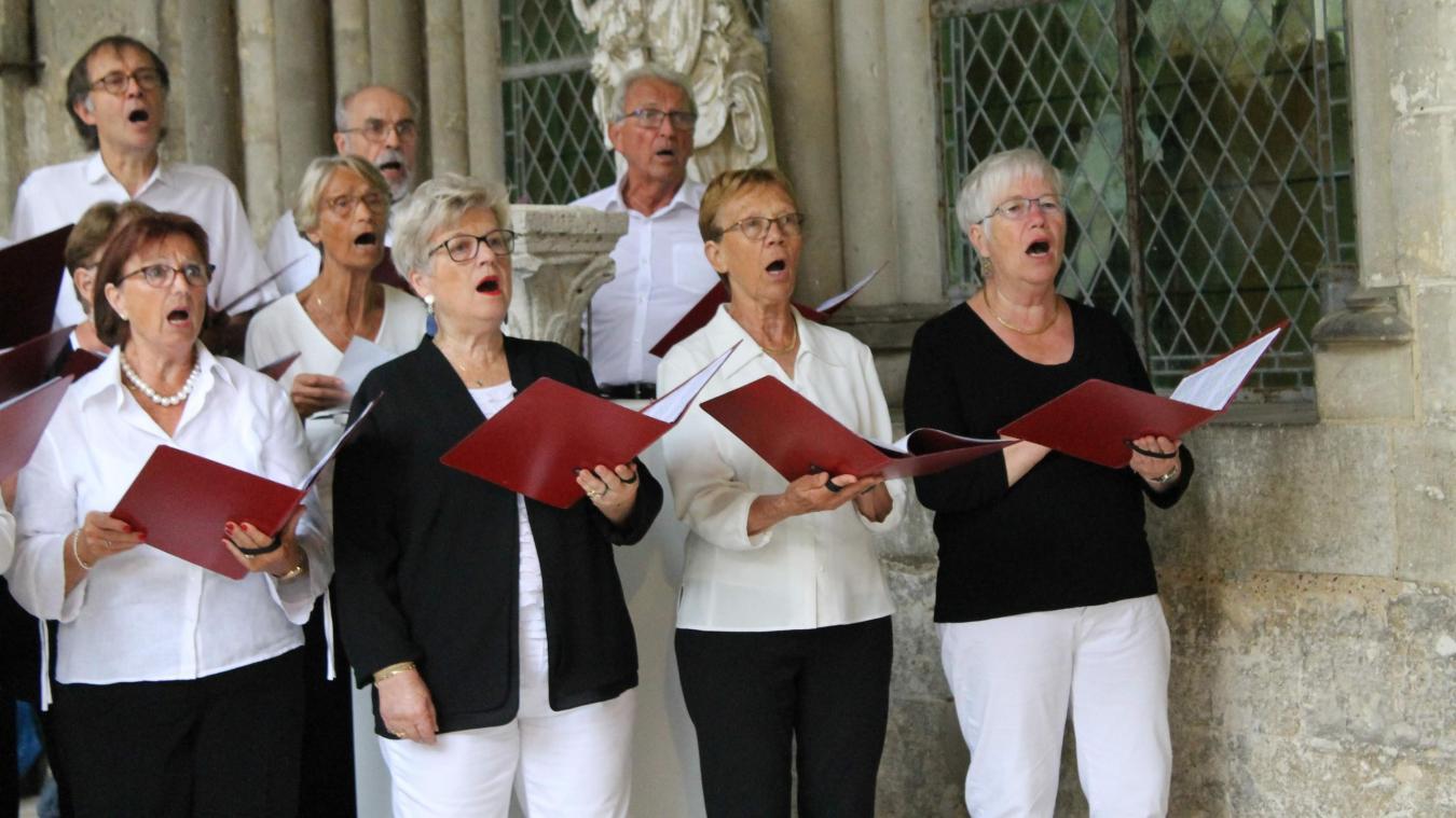 précédent Du chant choral ouvert à tous à Noyon - Courrier picard