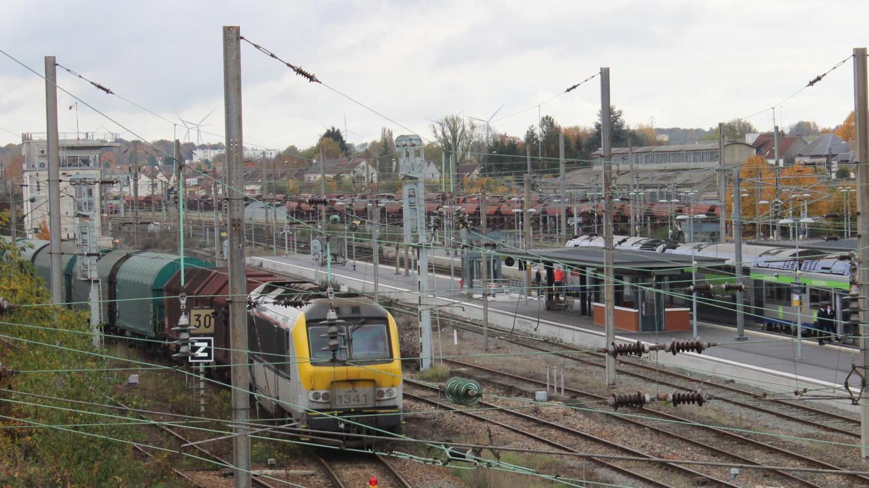 TRAVAUX : Un important chantier sur la ligne ferroviaire entre Saint-Quentin et Noyon démarre lundi 18 - L'Aisne Nouvelle