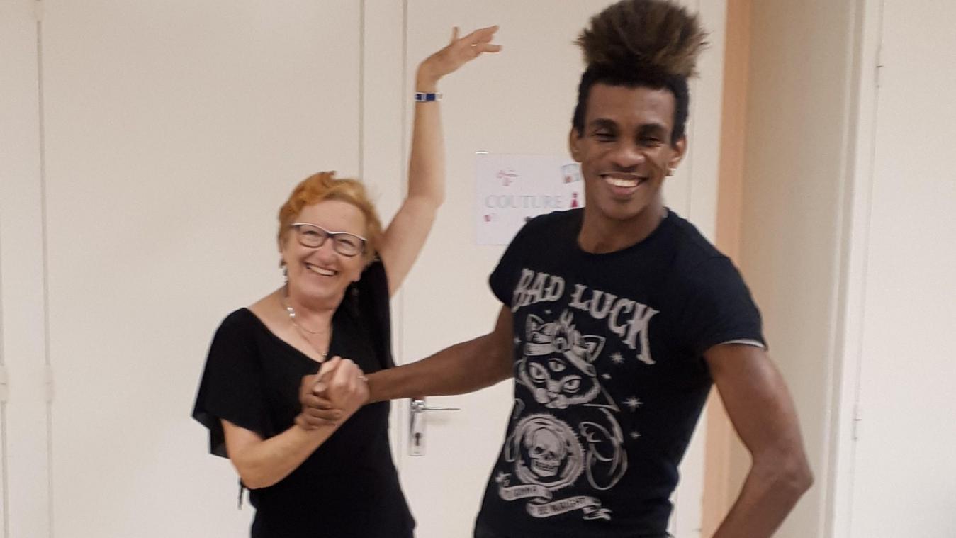 Noyon : Novi veut retrouver un toit grâce à la danse - Courrier picard