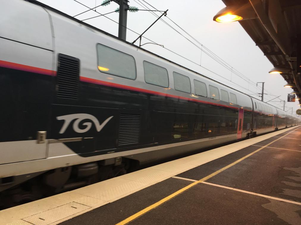 SNCF : une grève perturbe le trafic des TGV Nord