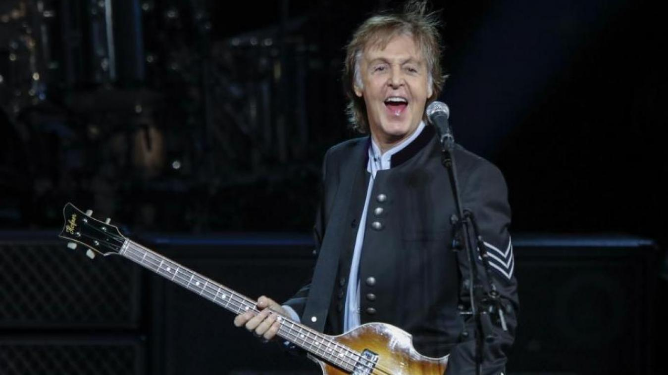 Paul McCartney en France: ses quatre dates de concerts