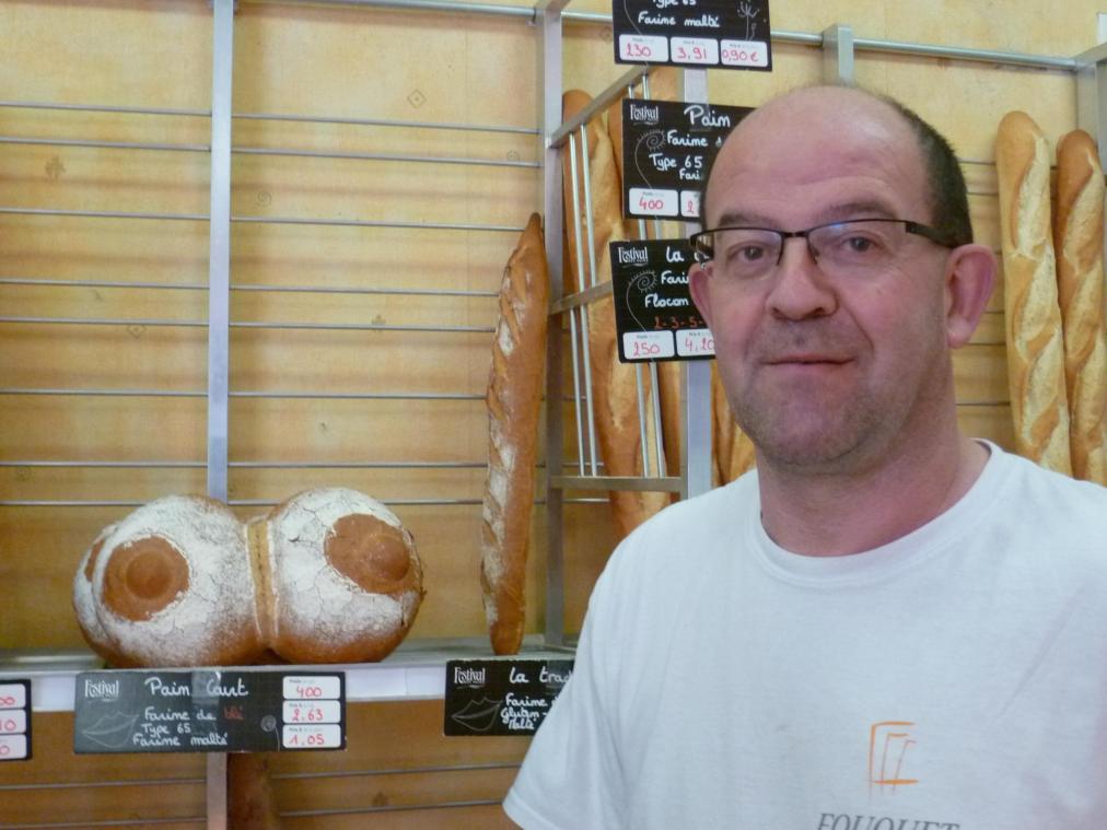 Miches De La Boulangere
