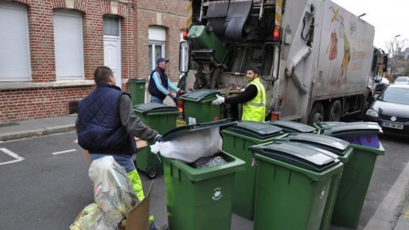 Le ramassage des déchets vire au casse tête dans le Clermontois