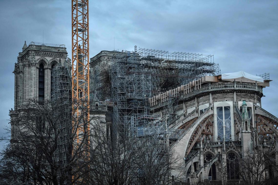 La cathédrale Notre-Dame, toujours en péril