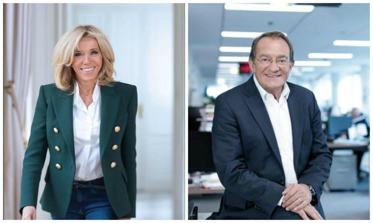 Brigitte Macron sur les pas de Bernadette Chirac — Pièces jaunes