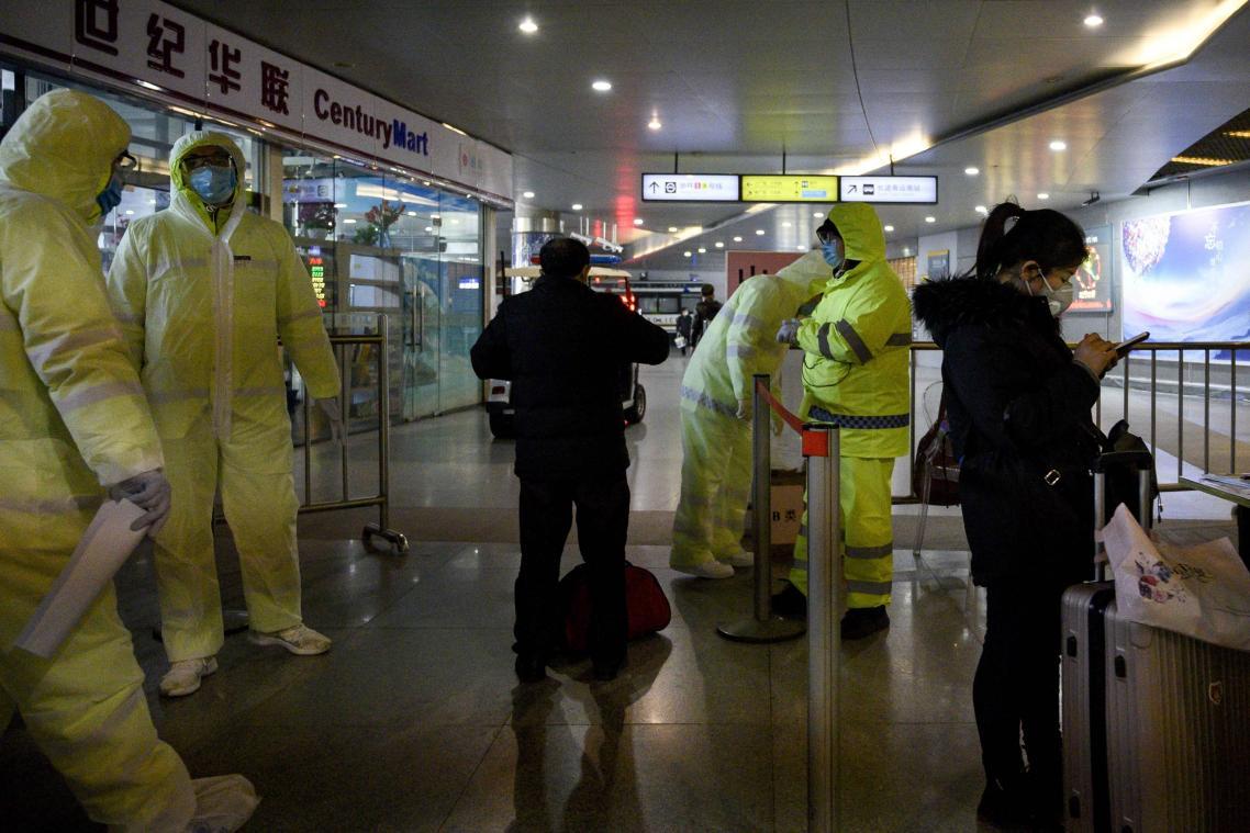 Avec plus de 800 morts, le bilan mondial du Sras dépassé — Coronavirus