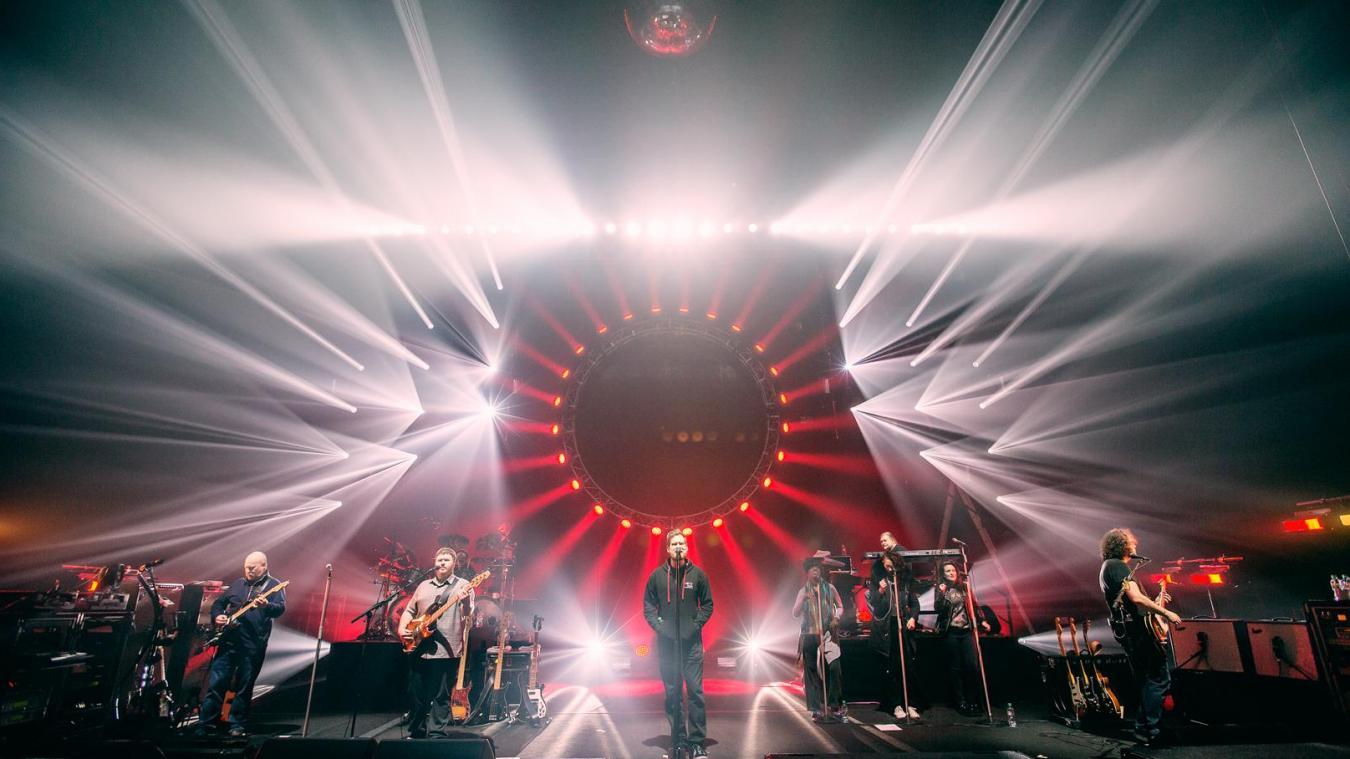 The Australian Pink Floyd Show à Amiens: Pink Floyd, irremplaçable mais  bien imité