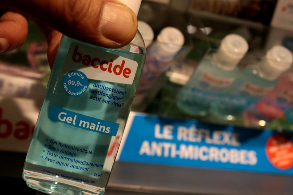 L'OMS donne sa recette pour faire son propre gel hydroalcoolique — Coronavirus