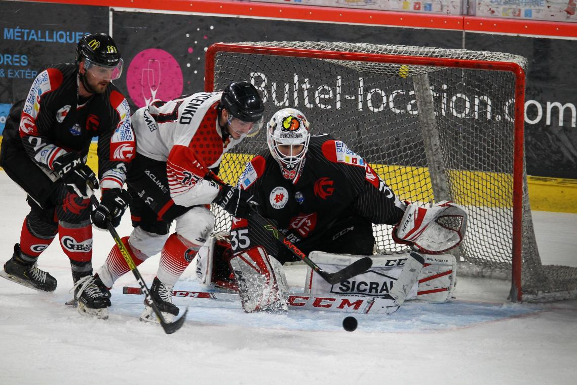 Mulhouse exclu des playoffs à cause du coronavirus — Hockey sur glace
