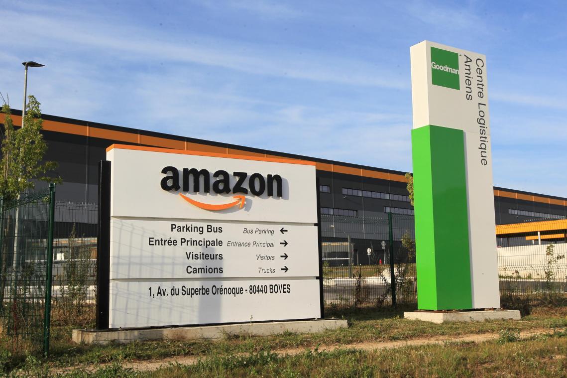 Amazon prolonge la suspension de ses activités jusqu'au 5 mai — Coronavirus