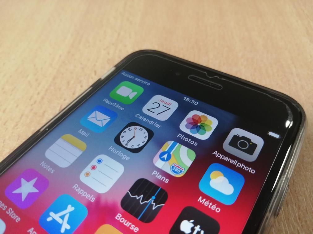 Des discussions quotidiennes avec Apple pour le traçage — Orange