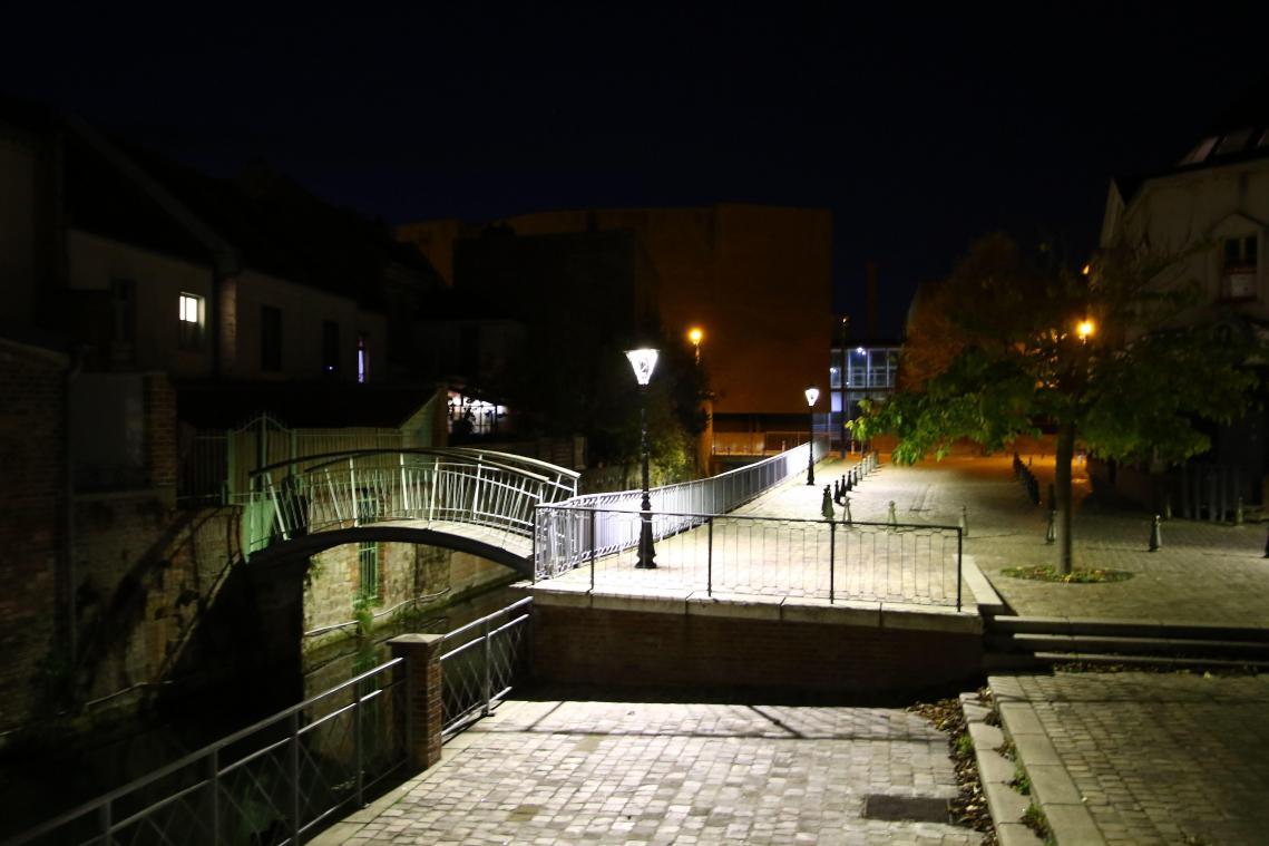 La Ville d'Amiens avait instauré une interdiction de circuler sur le territoire de la commune entre 22 heures et 5 heures du matin.