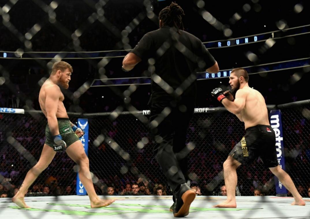 Coronavirus: L'UFC reprend ses combats à huis clos en Floride