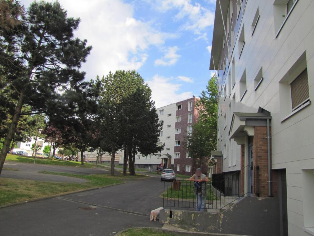 La ZAC des Provinces est un des quartiers difficiles de la capitale du Ponthieu. (Archives)