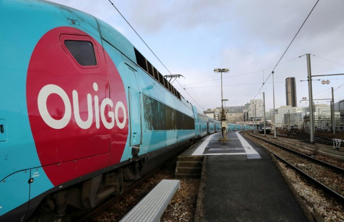 100% de l'offre sera disponible à la mi-juin — Trains