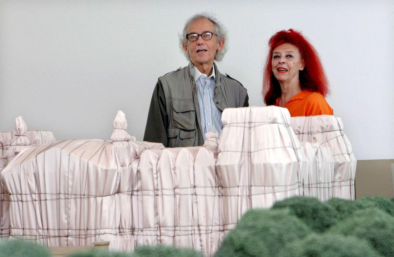 Christo: l'empaquetage de l'Arc de Triomphe toujours programmé pour 2021