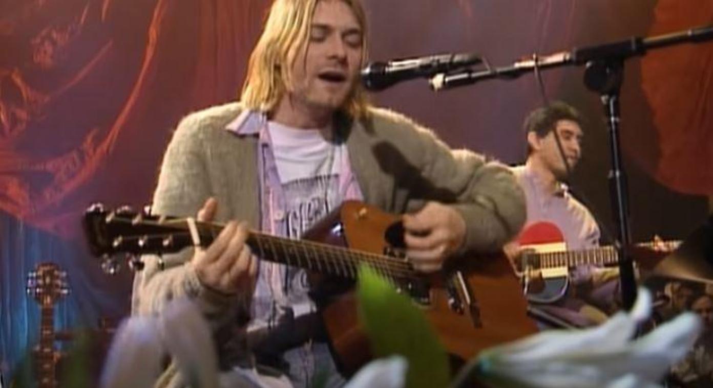 La guitare de Kurt Cobain vendue 6 M$, un record
