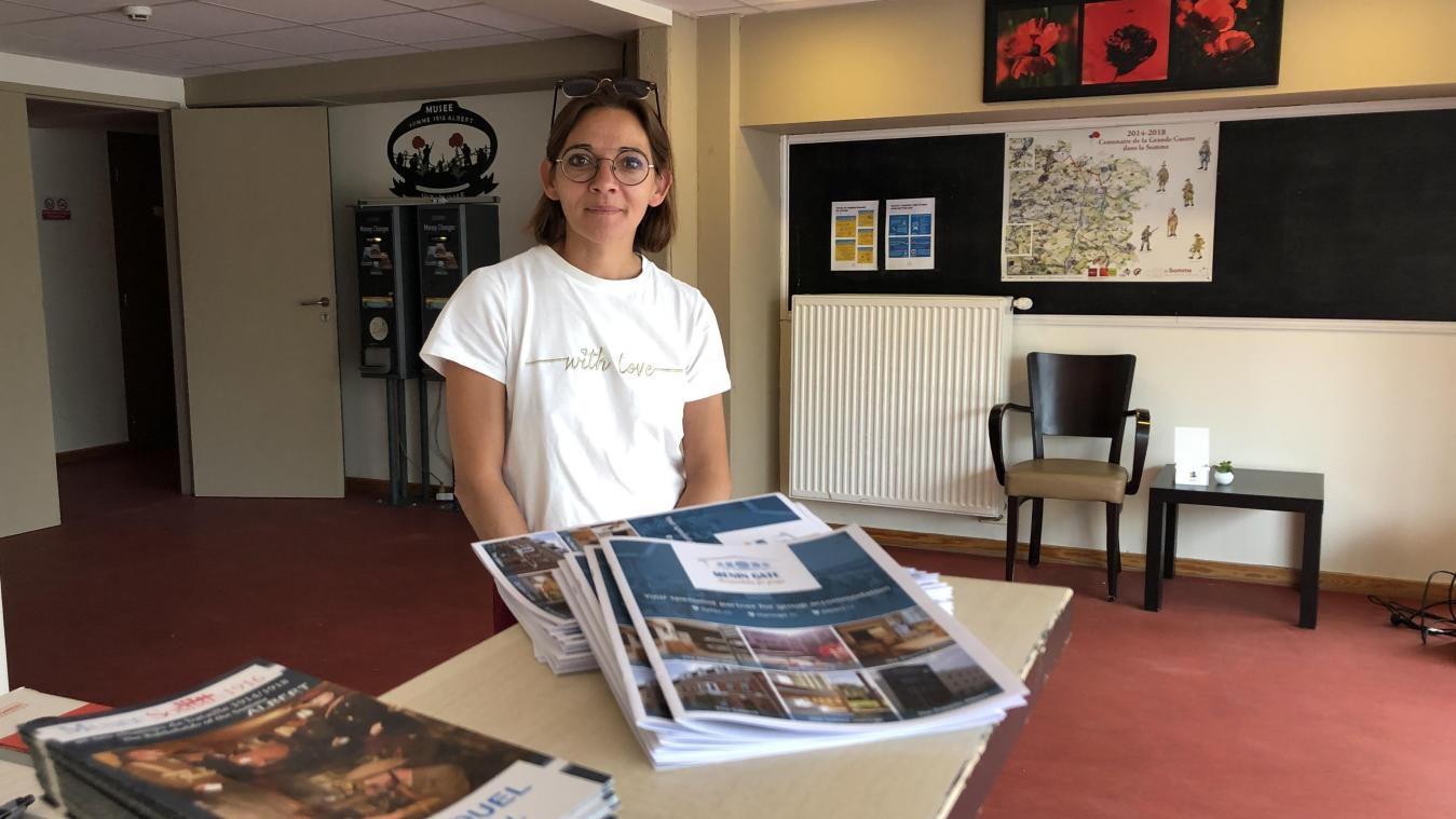 Lorinda Jacob est le manager du Poppies Albert depuis huit ans. L'établissement a ouvert en février 2009. Il est géré par Stefaan Vanderstraeten.