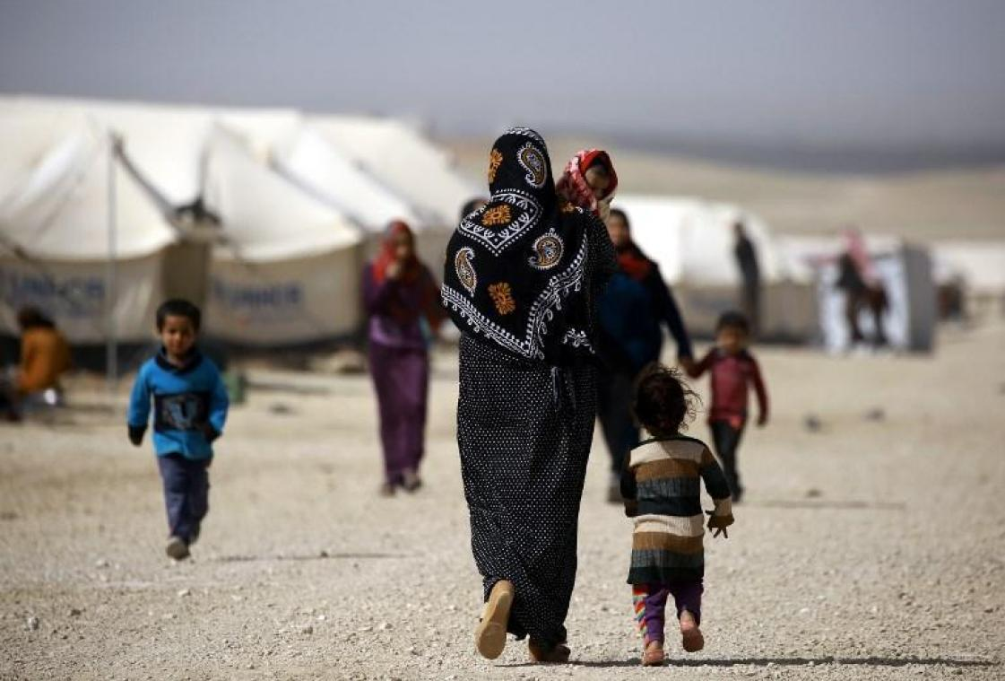 Syrie : La France annonce avoir rapatrié 10 enfants de djihadistes