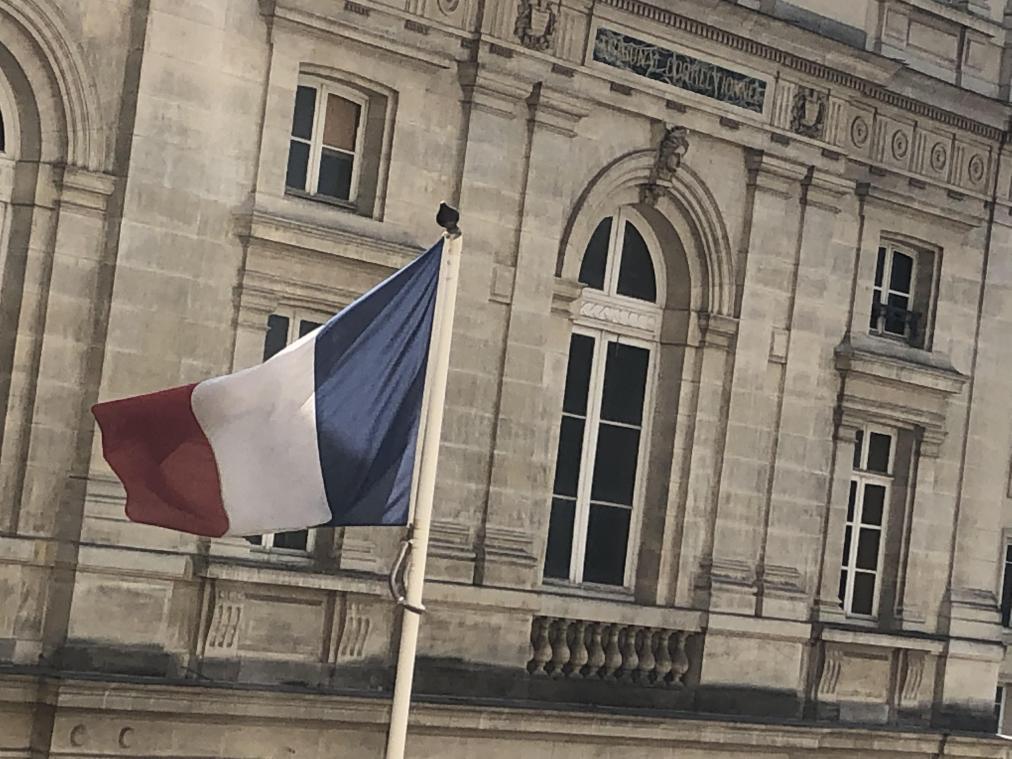 Le grand-père a été jugé jeudi devant le tribunal d'Amiens.