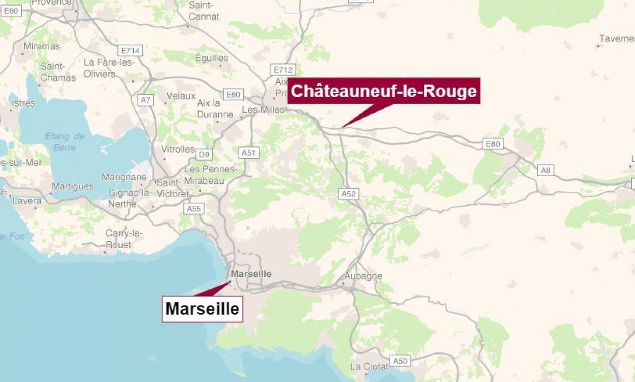 La mère poignardée par son propre fils est décédée — Bouches-du-Rhône