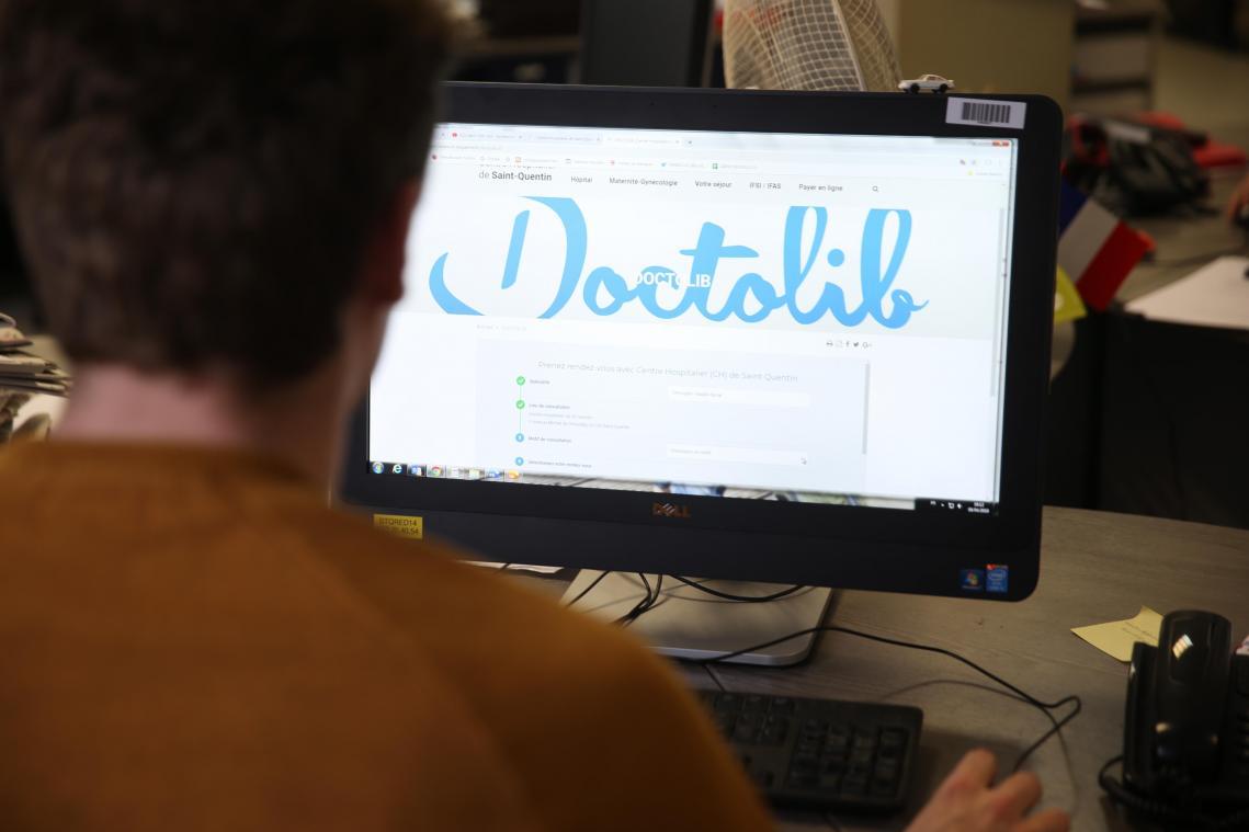 Piratage: Doctolib victime d'un important vol de données