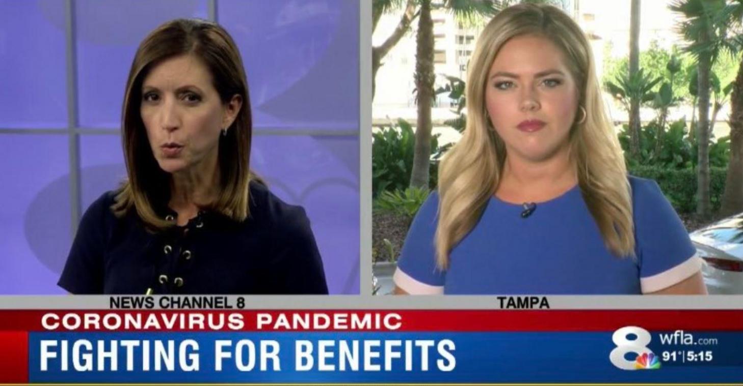 Une journaliste apprend qu'elle a une tumeur grâce à une téléspectatrice attentive