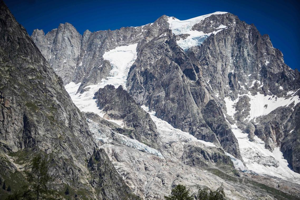 Planpincieux-Gletscher