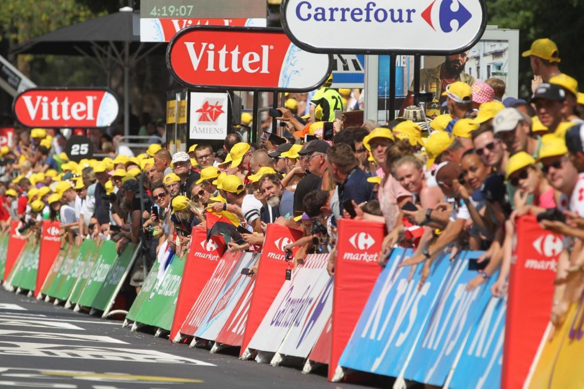 En 2021, le Tour de France s'élancera depuis la Bretagne — Cyclisme