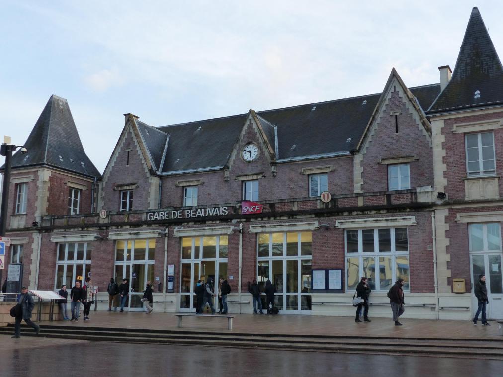Beauvais Paris En Moins D Une Heure Caroline Cayeux Estime Que Le Dossier Avance