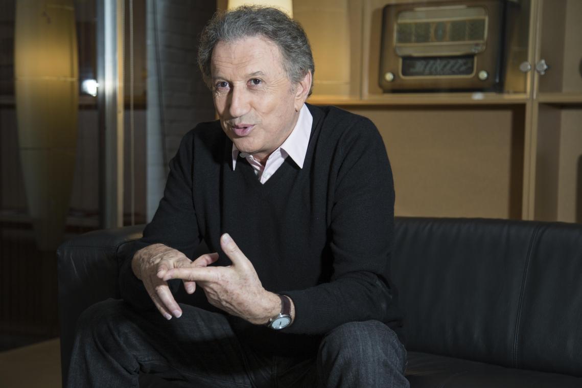 Opéré du coeur, Michel Drucker reporte sa rentrée — France Télévisions