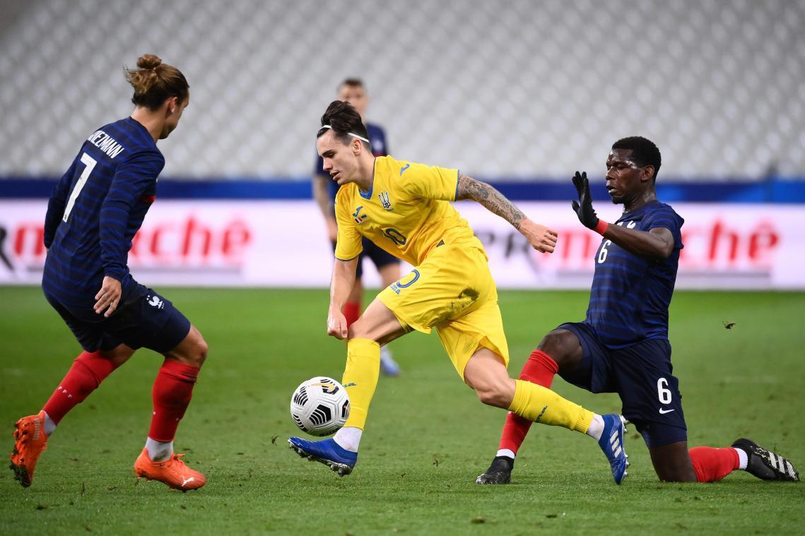 France Portugal Les Bleus Refont Le Match