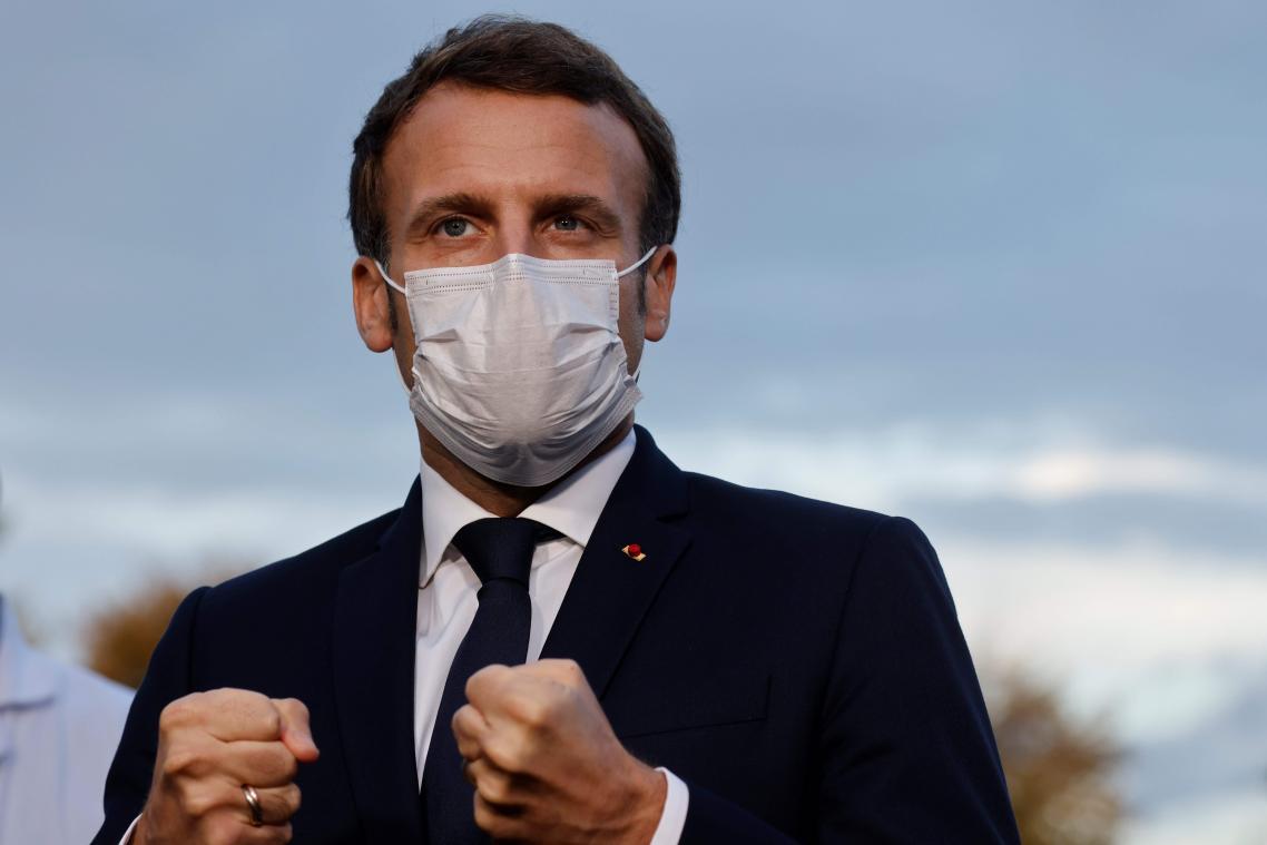 Coronavirus: Emmanuel Macron devrait annoncer de nouvelles mesures ce mercredi