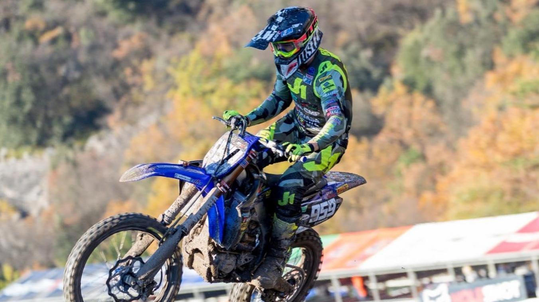 Calendrier Motocross Picardie 2022 Objectif atteint pour le Ternois Maxime Renaux, sur le podium