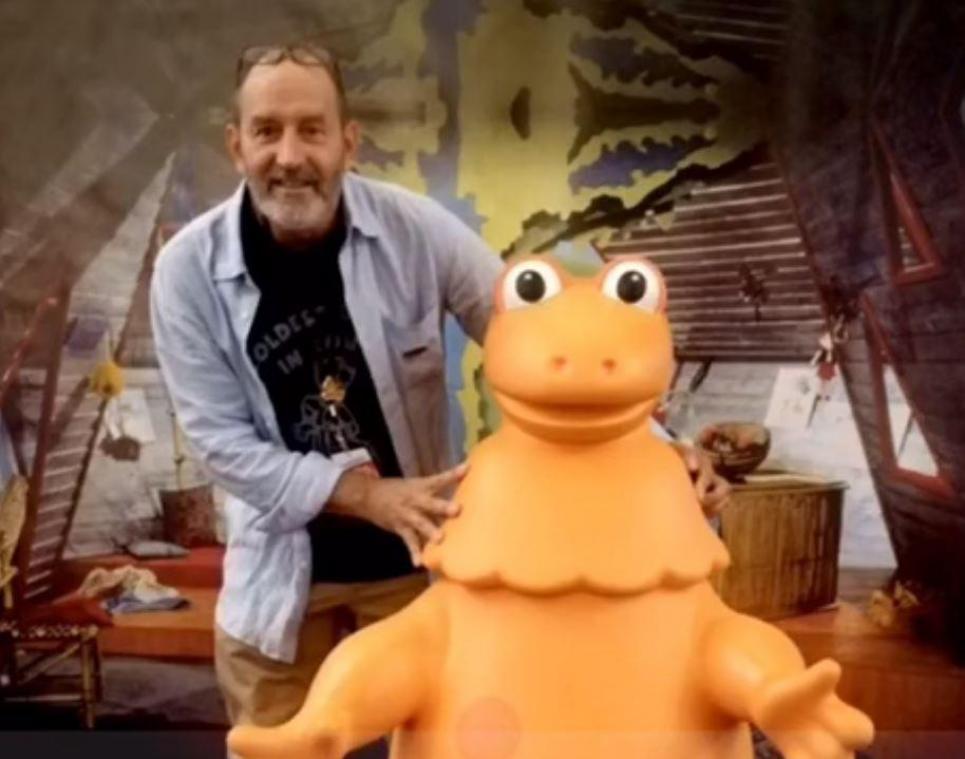 Le comédien-marionnettiste, Régis Fassier, doublure de Casimir, est mort